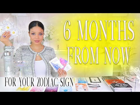 🦋6 Months From Now🦋Prediction For YOUR ZODIAC SIGN💡💰🚨✨🔮PSYCHIC READING🔮✨