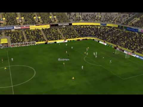 Br�ndby IF-Randers FC - M�l Af Bodmer 10 Minutter
