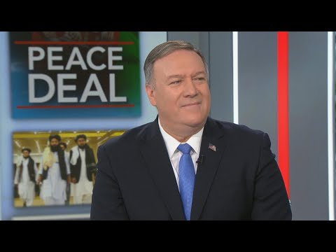 Face the Nation: Pompeo, Salvanto, O'Keefe, Gottlieb