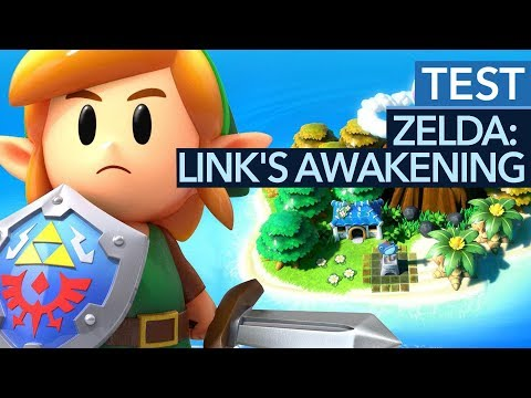 Zelda: Link's Awakening bringt die Switch ans Limit - Test zum Remake