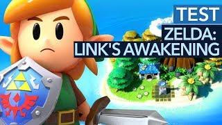 Zelda: Link's Awakening bringt die Switch ans Limit - Test zum Remake