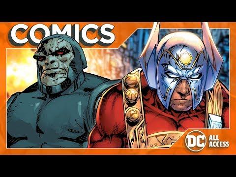 JACK KIRBY 100 SPECIALS: Darkseid, New Gods & More