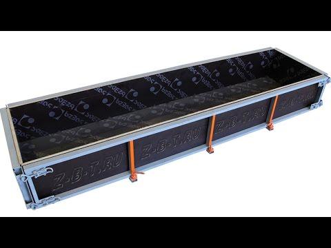 🔸 Форма из ламинированной фанеры Vs металлическая форма 🔸 Газобетонное оборудование от ЗБТ