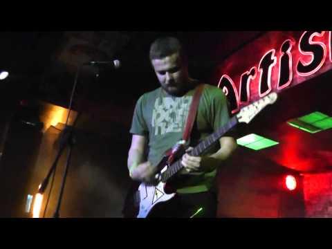 Johnny Dow - Новогодний Rock on fest (23.12.2014)