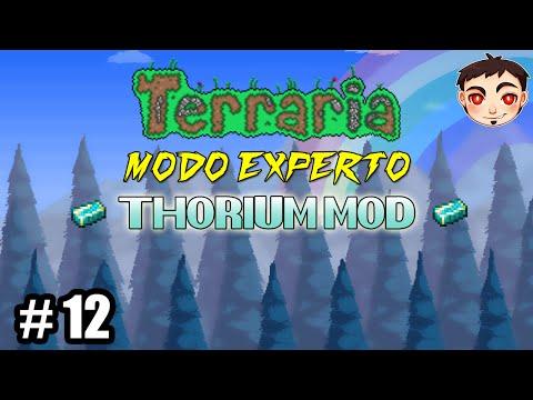 Terraria Experto [Thorium MOD] Ep. 12 - ¡MINERAL DE MAGMA!