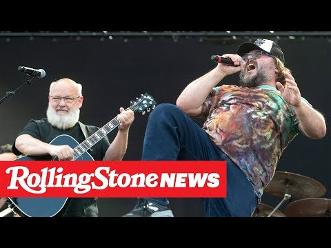 Tenacious D and Jack White Team Up for 'Jack Gray' Collaboration | RS News 8/12/19 Mp3