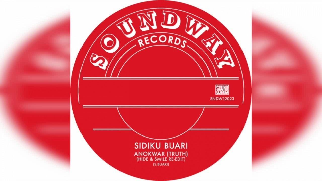 Download Sidiku Buari - Anokwar (Full Album Stream)
