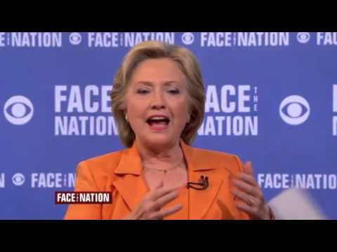 Clinton Vows To Not Run Negative Ads Against Sanders (September 2015)