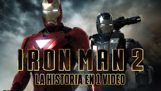 Iron Man 2 I La Historia en 1 video