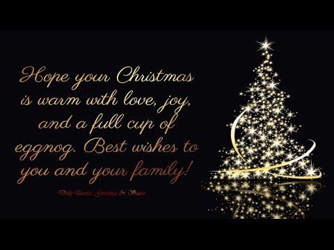 Christmas And New Year Wishes 2021 Happy New Year Greetings 2021 Happy New Year 2021 Whatsapp Status Youtube