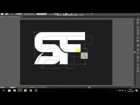 Step by Step Cara Desain Icon Modern dengan Adobe Illustrator | Tutorial Design.