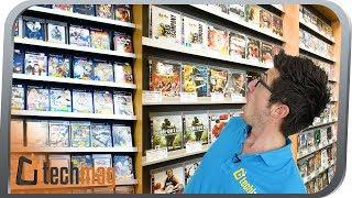 Größte Spielesammlung der Welt verkauft! - TECHMAG - 4K