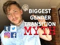 #1 Myth About Gender Transition | MUST WATCH! | Ashton Colby | FTM Transgender