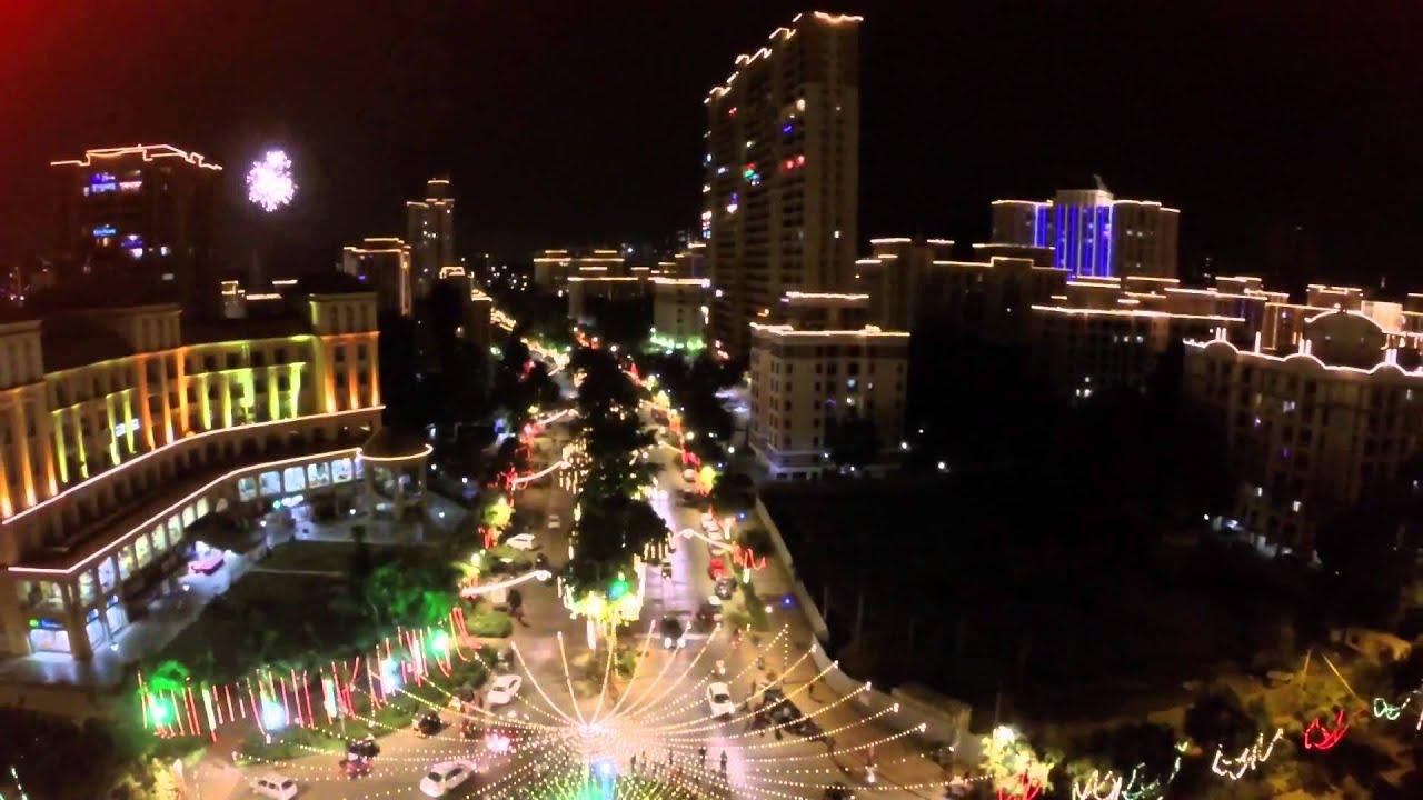 Hiranandani Estate Thane Diwali Lighting 2017
