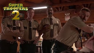 """SUPER TROOPERS 2 I """"Back In Business"""" TV Commercial 