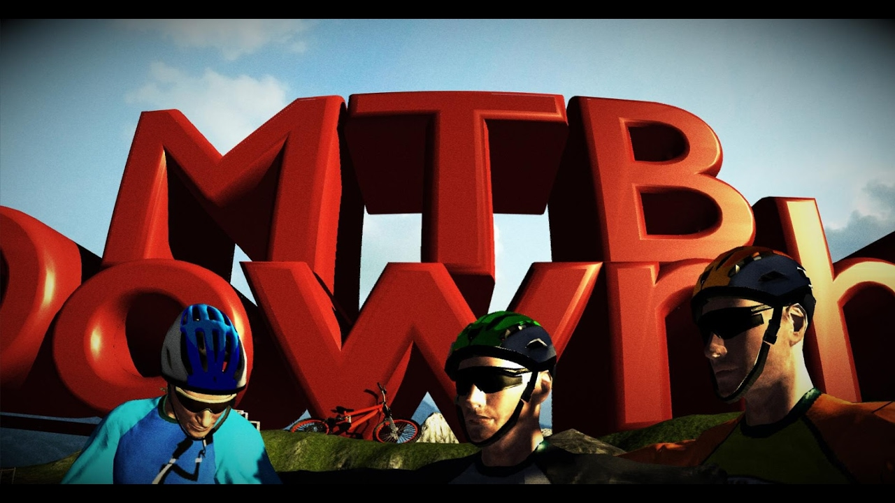 Image result for MTB DownHill Multiplayer