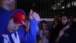 2 FASE -  Renan VS DaVincci  - Batalha do Santa Cruz - 03:01:18