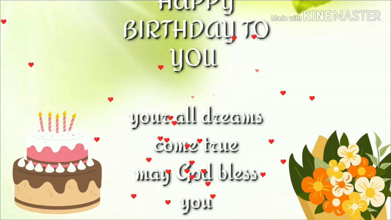 birthday status birthday wishes
