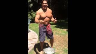 Lou Ferrigno Ice Bucket Challenge