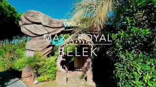 Maxx Royal Belek Dino Park. Динозавр Парк В Отеле Maxx Royal BELEK