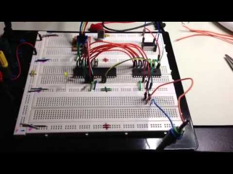 Registers and data for testing AY-3-8910 from Arduino MEGA by