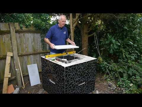 Tandoori Oven Build prt 7 -  Mosaic Pattern