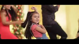 Rammulo Rammula  Song   Cute ❤️ Girl Dancing   Trending Video   Telugu Wedding  Video