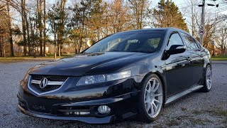 700 HP Supercharged Acura TL - (Gridlife, Track) One Take