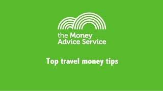 Top travel money tips