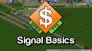 OpenTTD Tutorial: Signal Basics