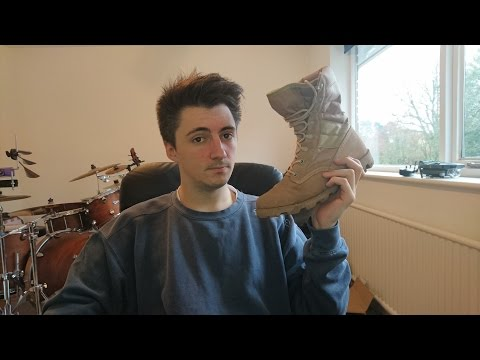 £60 Yeezy Season 3 Boots REVIEW