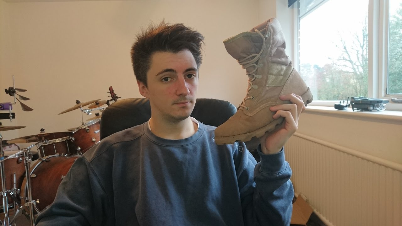 9c72af280 60 Yeezy Season 3 Boots REVIEW - YouTube