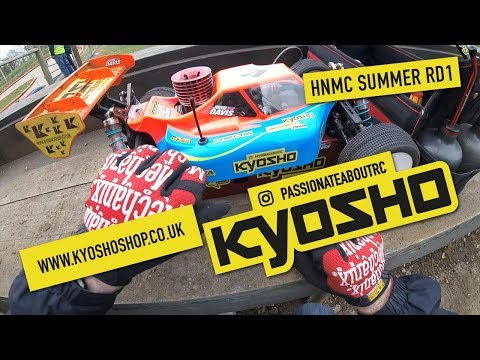 John Davis Driving Kyosho MP9 TKi4 with Reds Racing R5 Team Edition at HNMC Summer RD 1