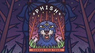 Phish: Live in Raleigh 8/10/2018 Video