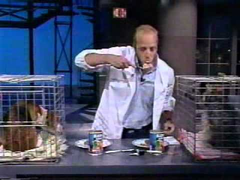 Chris Elliott Letterman Dog Food