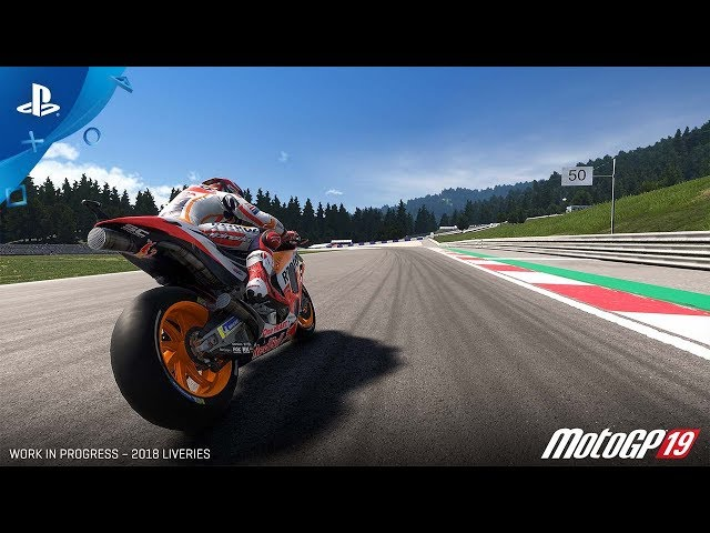 MotoGP 19 | Announce Trailer | PS4