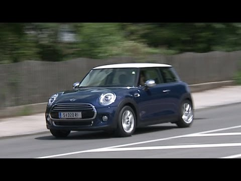 Mini Cooper D 116 Ps Dreizylinder Youtube