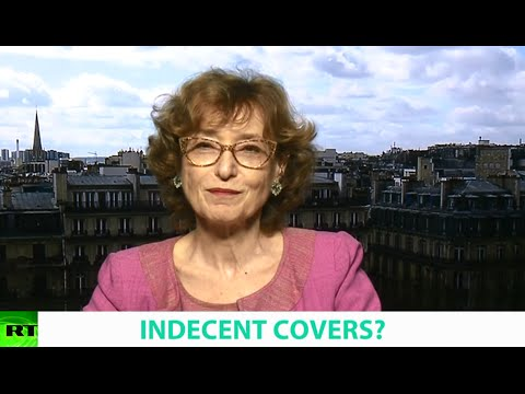 INDECENT COVERS? Ft. Noelle Lenoir, Former French Minister of European Affairs