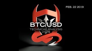 Download Video Bitcoin Technical Analysis (BTC/USD) : A One Horned Bull  [02.22.2019] MP3 3GP MP4