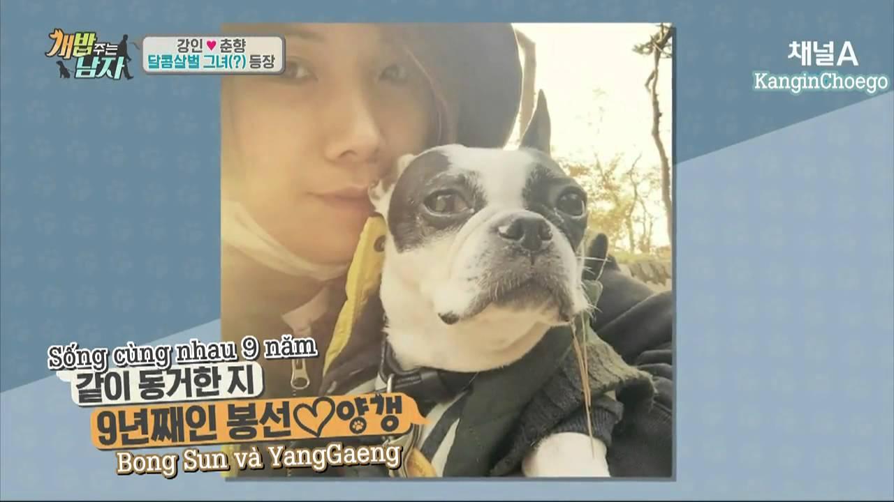 [Vietsub] 160205 Man Who Feeds Dog E08 - Kangin & Chunhyang 3 - YouTube