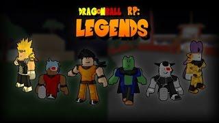 Roblox Dragon Ball RP:Legends How to get all forms {Updated Version}