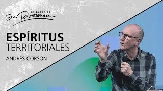 📺 Espíritus territoriales - Andrés Corson - 12 Agosto 2018 | Prédicas Cristianas 2018