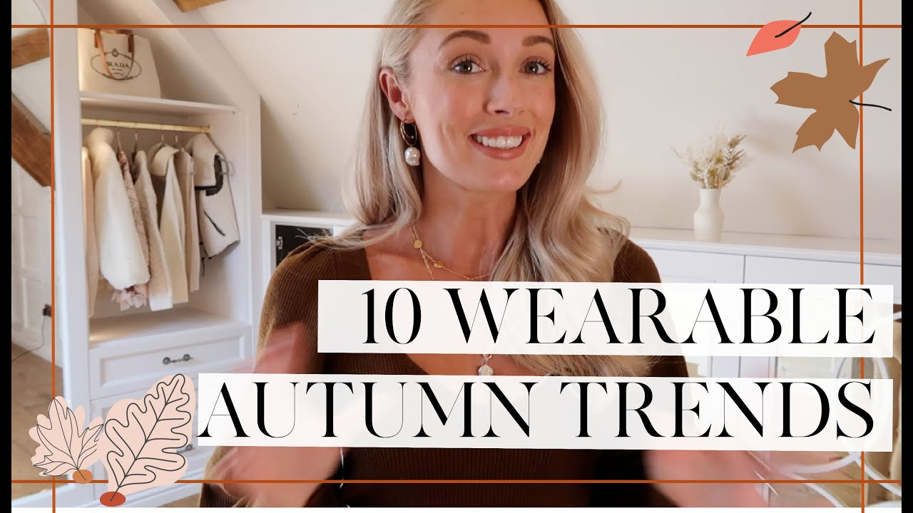 10 WEARABLE TRENDS FOR AUTUMN // 🍂 #FashionMumblrAutumnEdit 🍂