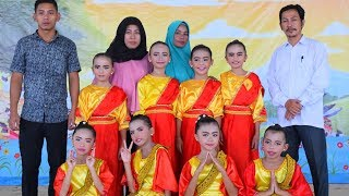 Juara Lomba Tari Kreasi Pesisir | Pentas Seni Budaya KTT 2018 HUT RI 73 #01