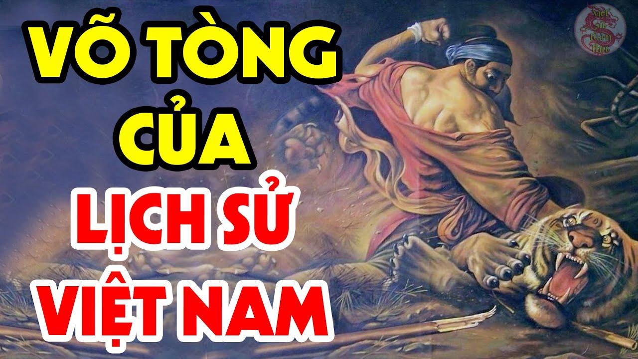 Có Sức Mạnh Sáng Ngang Vạn Người Võ Sĩ Đả Hổ Của Việt Nam Là Ai?
