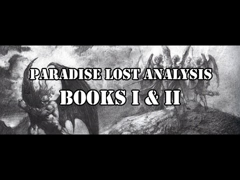Paradise Lost Analysis: Books I & II