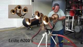 All Horn Sounds (As of Now)
