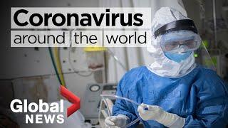 Coronavirus around the world: May 22, 2020