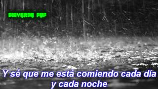 Phil Collins- I Wish It Would Rain Down- (Subtitulada en Español)