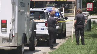 Man shot by police during standoff in Chamblee